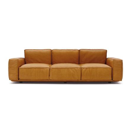 Sofa Marechiaro Arflex Leder