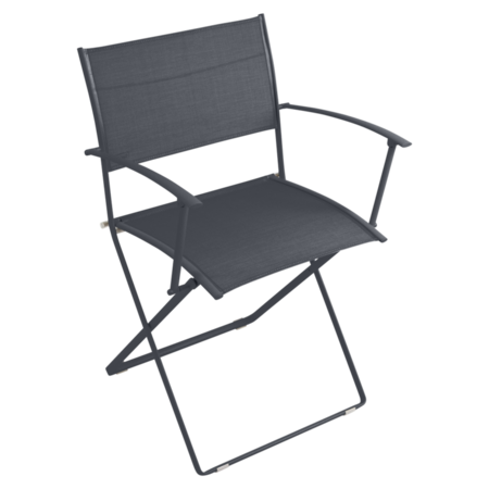 Fermob anthracite armchair