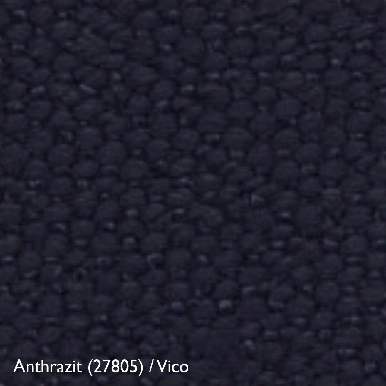 Stoff Vico Anthrazit 27805 Zanotta