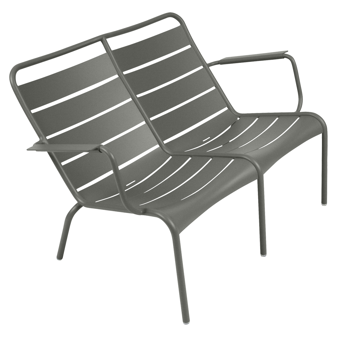 Fermob Doppel-Lounger Luxembourg  Rosmarin 48