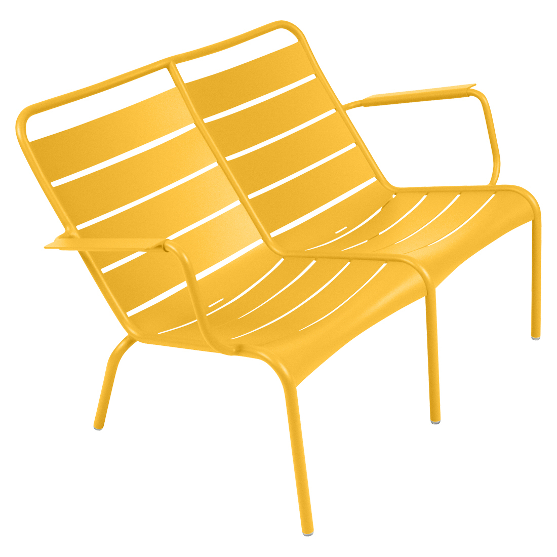 Fermob Doppel-Lounger Luxembourg  Honig 73