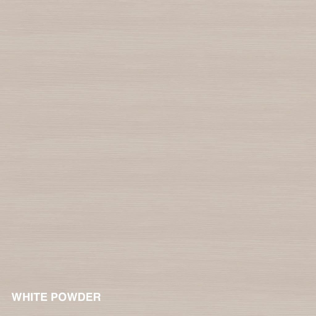 Kleiderständer Tee White Powder Ton