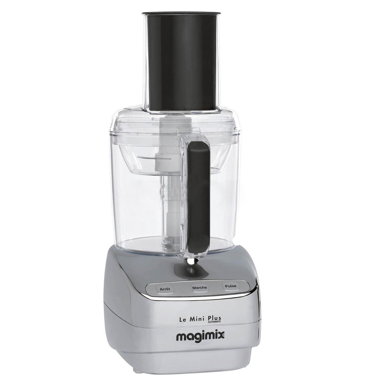 Küchenmaschine Mini Plus Chrom Magimix