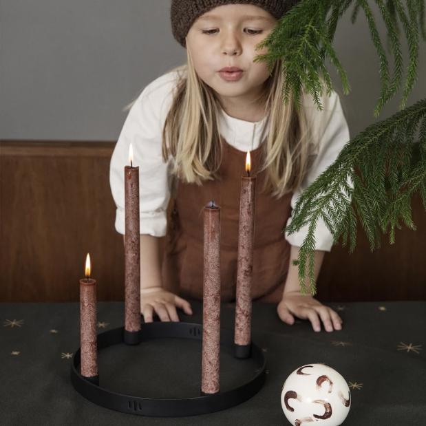 Ferm Living Circle Kerzenständer 5