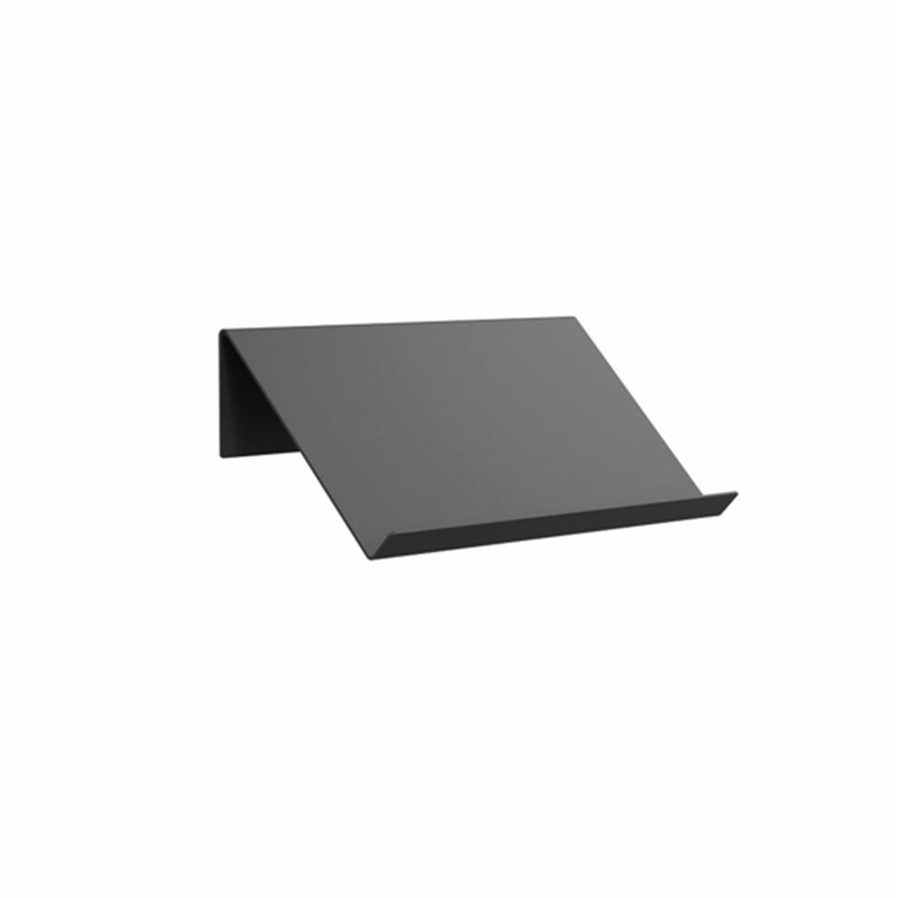 Frost Schuh-/Magazinregal   Matt schwarz,  60 cm