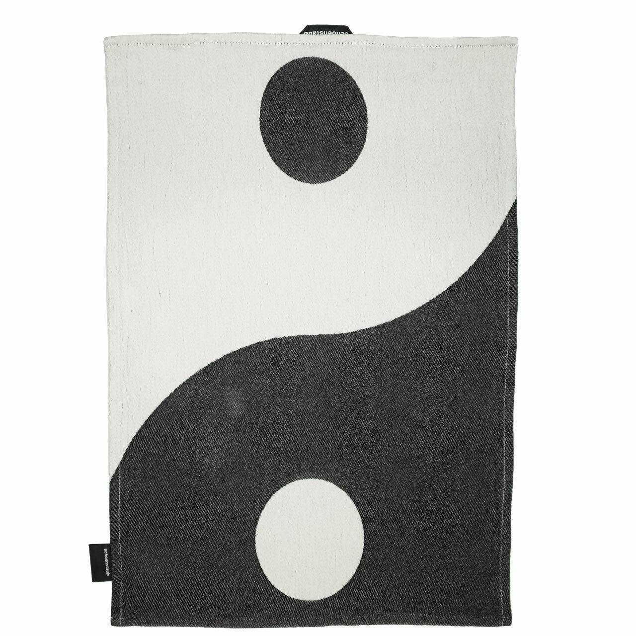 2er Set Kuchentucher Vibe Yin Yang