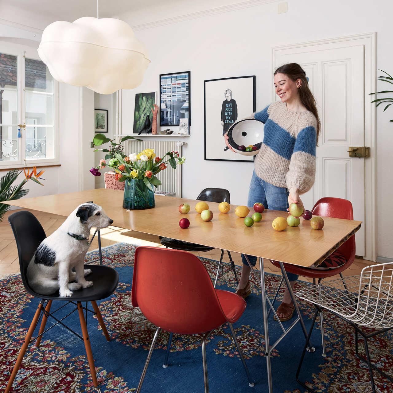 Vitra Charles Ray Eames Eames Plastic Side Chair