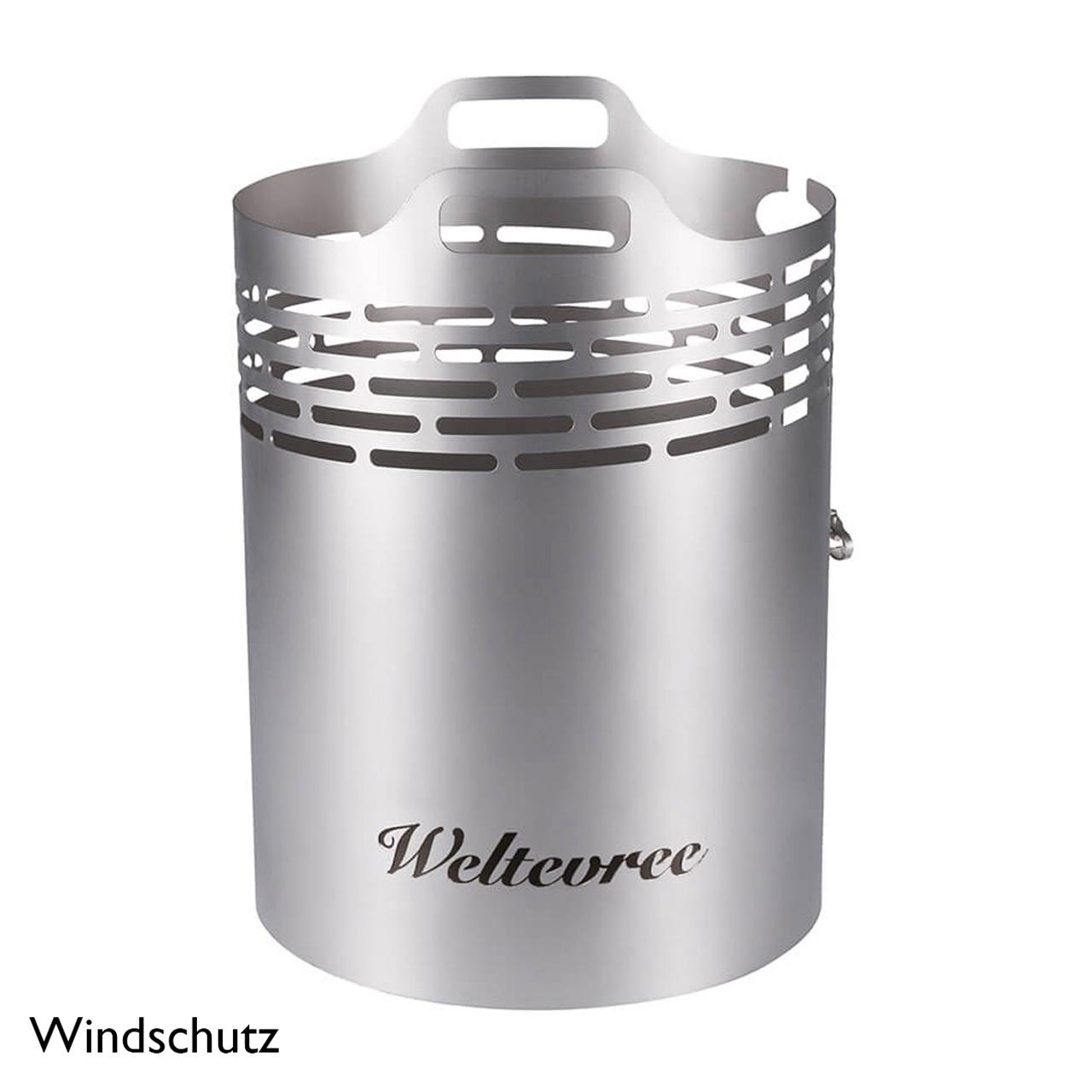 Windschutz zu 'Dutchtub Loveseat'