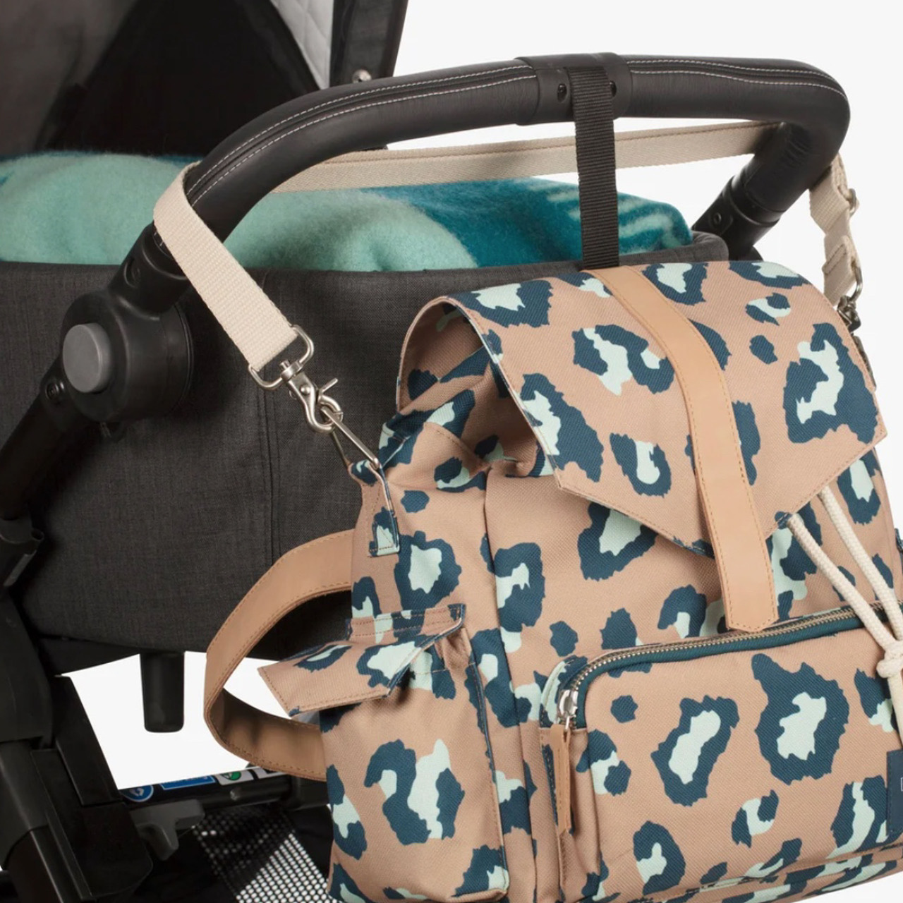 Kaos Mama-Bag von 'Kaos'  Leopard