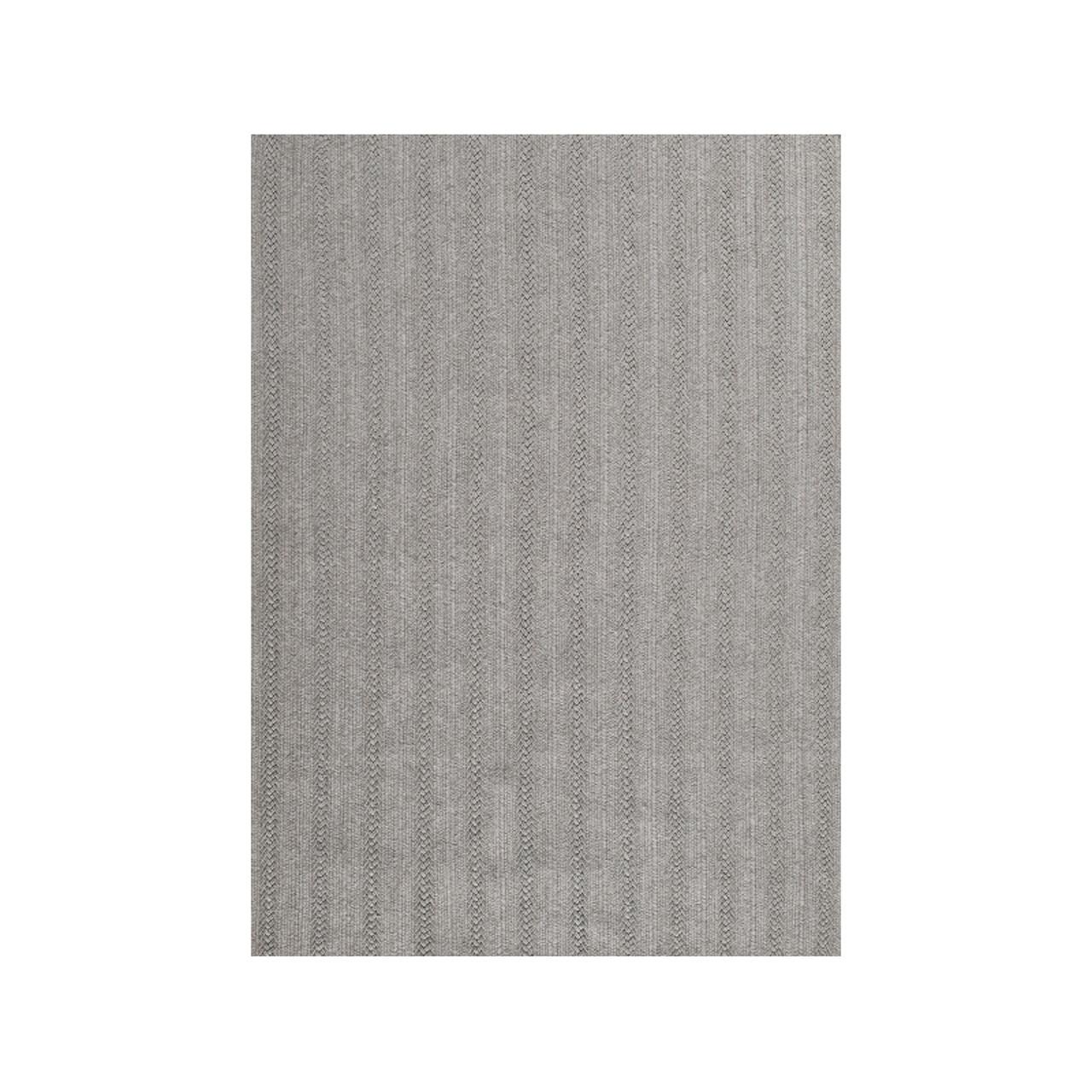 Toulemonde Bochart  Aussenteppich 'Torsade' Grau, 170 x 240 cm