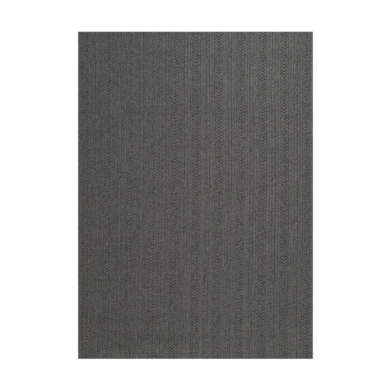 Toulemonde Bochart  Aussenteppich 'Torsade' Anthrazit, 200 x 300 cm