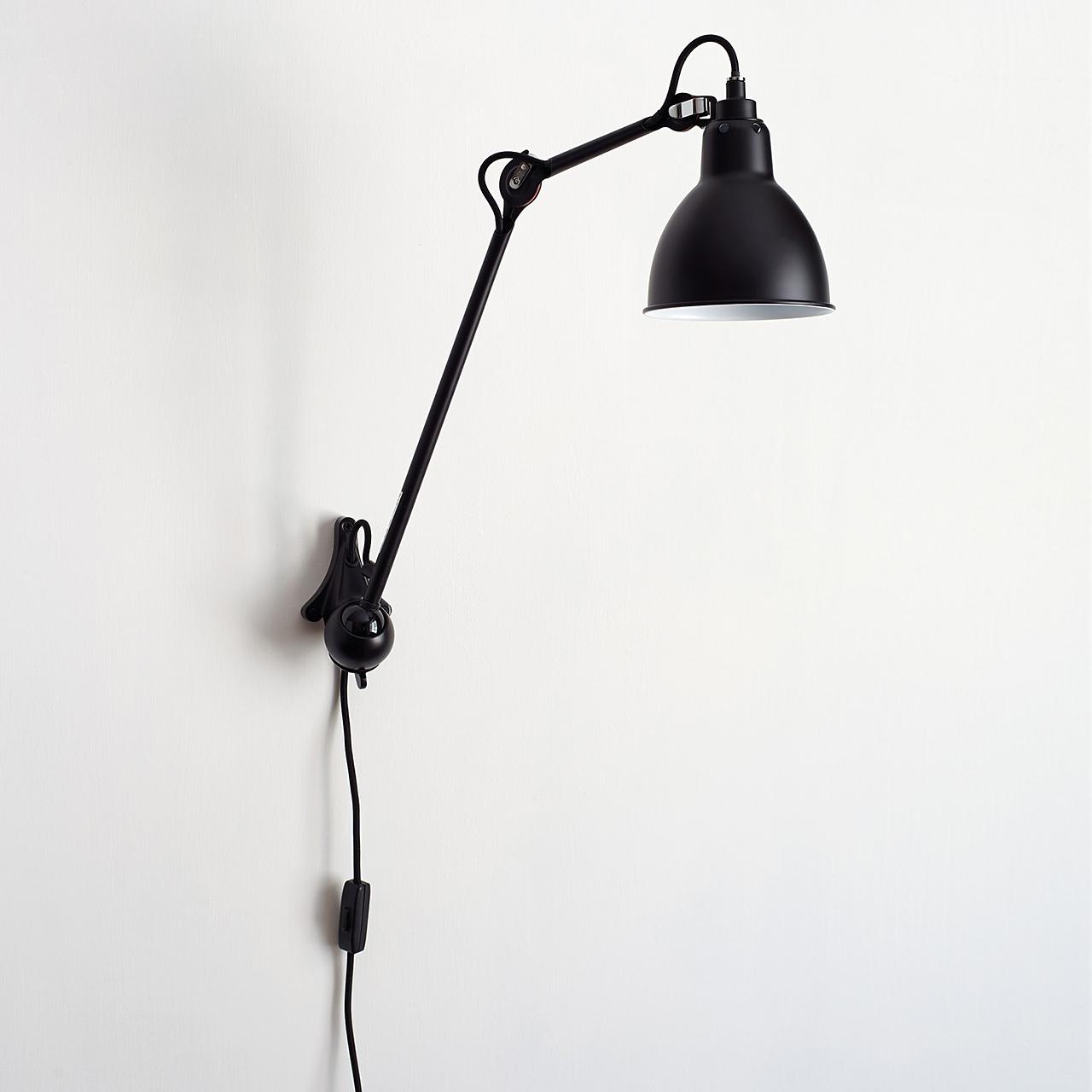 Lampe Gras '222' Wandleuchte 01