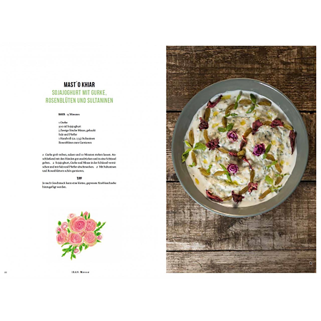 Neun Zehn Verlag 'Vegan Oriental' Kochbuch 07