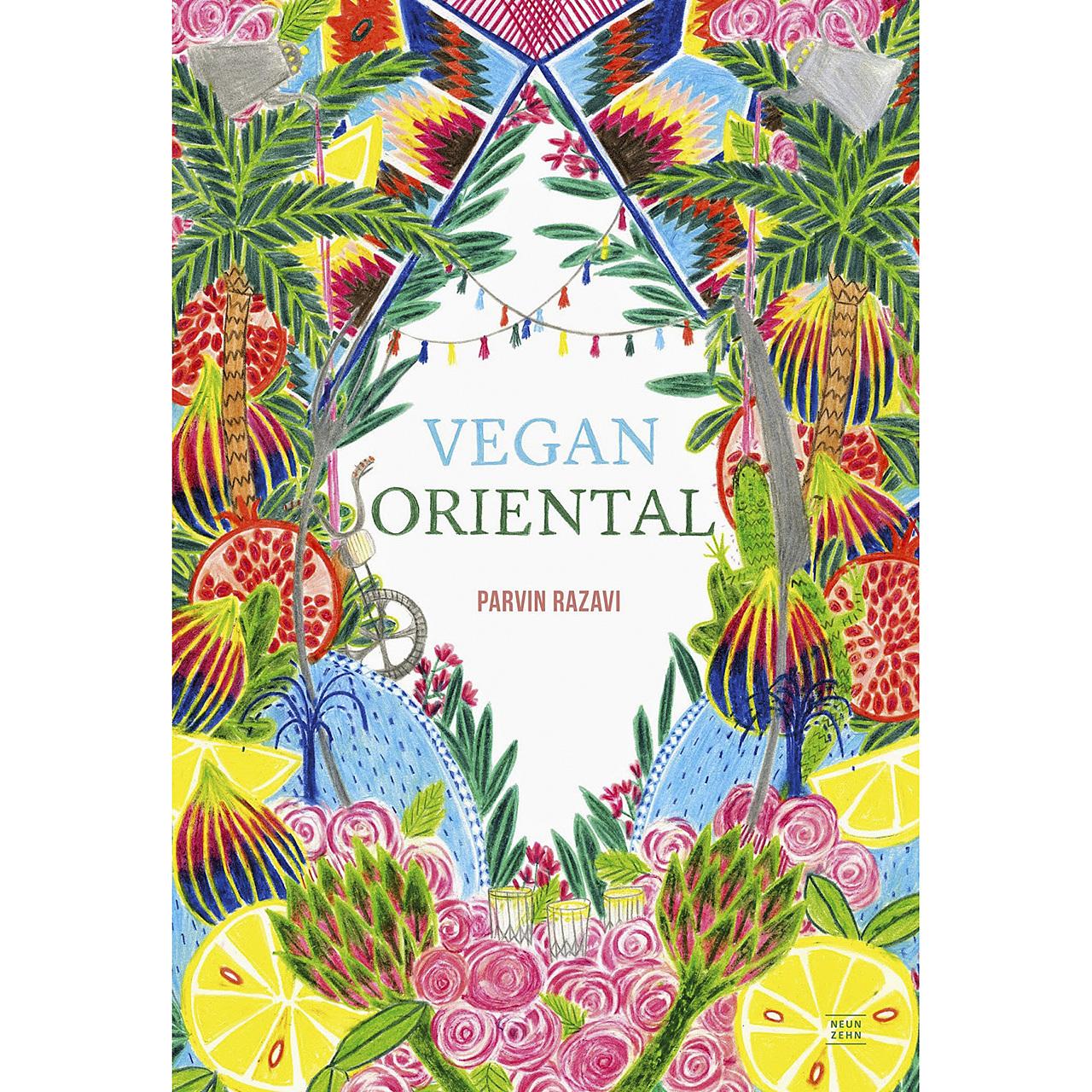 Neun Zehn Verlag 'Vegan Oriental' Kochbuch 01