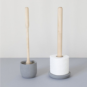 Toilet brush and holder scene 819x1024