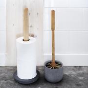 Toiletten-Set aus Beton