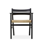 Echt dänisch: Stuhl mit Armlehne 'BM2'