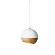 Ray pendant white