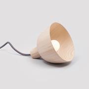 Drehbach Lampe mit Schalter von 'Arno Wolf'