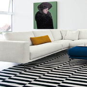 Pouf zum Sofa 'Hollywood'