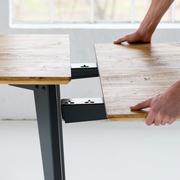 Tisch 'Plog' mit Linoleum