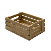Kiste 'Dania' aus Teakholz
