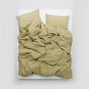 Yarn dyed egyptian cotton vintage bedding vintage egyptian cotton duvet covers and pillows safari khaki col 19 1 1024x1024