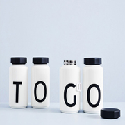 Design letters thermosflasche 13
