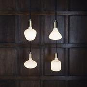 Milchige Glühbirnen von 'Tala'