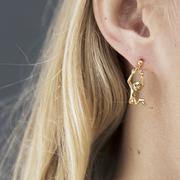 Äffchen-Ohrringe