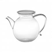 Hitzebeständige Glaskanne für deinen Tee