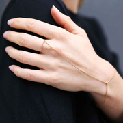 Aussergewöhnlicher Bracelet-Ring