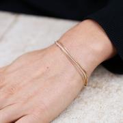 Bracelet multiple trio model