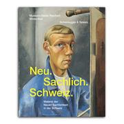 Kunstbuch 'Neu. Sachlich. Schweiz'