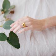Schlichtschöner Ring in Gold oder Silber