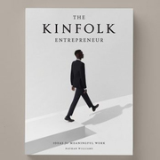 Buch 'The Kinfolk Entrepreneur'