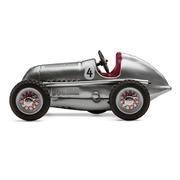 Modell-Mercedes 'Silberpfeil'