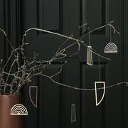 Ornaments 3er set