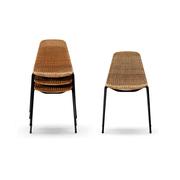 'Basket Chair' für drinnen