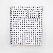 Point of circles artist duvet