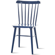 Retro-Stuhl 'Ironica' in Farbe