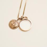 Glücks-Halskette von 'Charlotte Wooning'