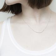 Feine Halskette 'Gourmet'
