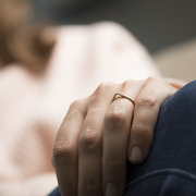 Filligraner Ring 'Tri'