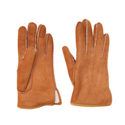 Lammfell-Handschuhe für Gentlemen