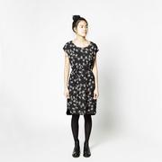 Lieblings-Kleid mit schönem Print