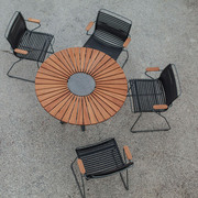 Rundes Garten-Set 'Circle' mit 'Click'