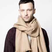 Schal aus Kamelwolle