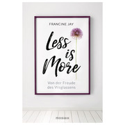 Buch 'Less is More'