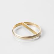 Avantgardistischer Ring von 'Laure Tosi'